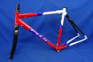 NEW 2003 Fuji Team Issue Carbon/Aluminum 54cm Road Bike Frameset, Frame & Fork