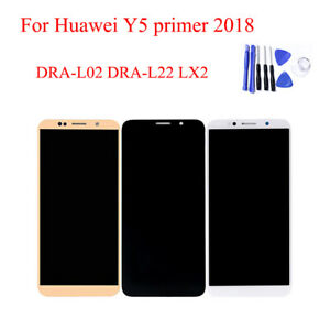 Original For Huawei Y5 2018 / Y5 Prime 2018 LCD Display Touch Screen Digitizer