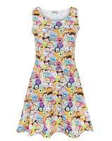 Disney Tsum Tsum Women's Skater Dress