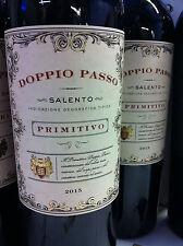 1 Flasche Doppio Passo Salento Primitivo IGT Italien 0,75l