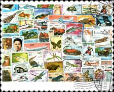 More details for kampuchea : 200 different stamps collection