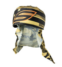 Social Paintball Grit Deluxe Headwrap Head Wrap American Camo Flag New