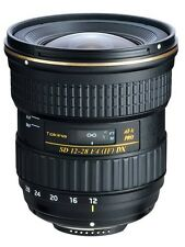 TOKINA 12-28mm F4 AT-X PRO DX LENS TO SUIT NIKON & BONUS 32GB SANDISK SD CARD
