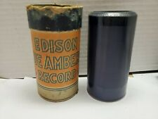 """Edison Blue Amberol Cylinder Record #1800 """"OH YOU SILY BY BELLS """" (BIN #94)"""