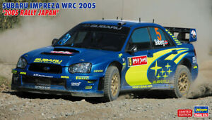 Hasegawa 20353 1/24 Scale Model Rally Car Kit Subaru Impreza GD WRX WRC 2005