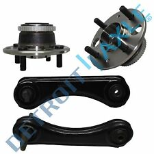 Brand New 4pc Complete Rear Suspension Kit for 1992-1995 Honda Civic w/ ABS
