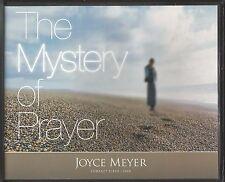 THE MYSTERY OF PRAYER      4 CDs      Joyce Meyer