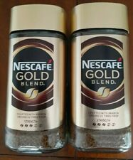 2 X 200gs of  Nescafe Gold Blend Coffee 200g Each mountain-grown Arabica beans