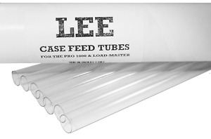 Lee Pro 1000/Loadmaster Replacement Case Feeder Tubes 7 Pack 90661