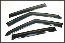 LAND ROVER DISCOVERY 3 & 4 WINDOW WIND DEFLECTORS SET OF 4 NEW - TF662