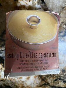 Wilton Bakeware Reusable Heating Core Even Baking Cake Cone NEW