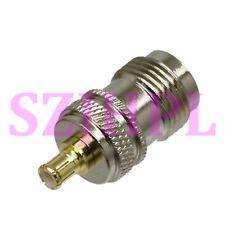 Oscilloscope Probe Adapter TNC female to MCX male for DS203 DS0201 VC101 DSOnano