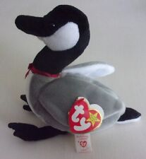 1998 Ty Beanie Baby Loosy the goose Retired with Errors