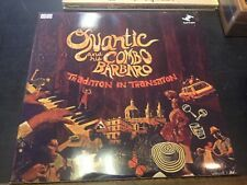 Quantic and his COMBO BARBARO-Tradition in transition 2-LP + CD