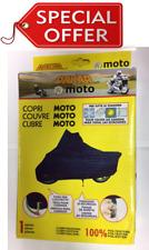 Dakar Waterproof Outdoor & Indoor Motorbike Scooter Motorcycle Cover Medium