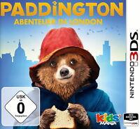 Paddington: Abenteuer in London (Nintendo 3DS, 2015)