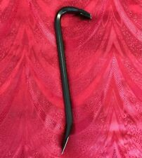 NEW Mini Crowbar 12 Inch Prybar Solid Steel Nail Puller Chisel Tool Crow Pry Bar