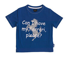 Ferrari Camiseta Niños 5-6 años