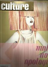 CULTURE YEARBOOK 2013  AUSTRALIA Magazine VOL. 15  NO.1 ( MAKE NO APOLOGIES )