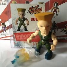 New!  The Loyal Subjects Street Fighter GUILE Hot Topic Exclusive