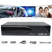 I39 HDTV DVB-T2 Receiver HEVC H.265 PVR USB HDMI Mediaplayer USB Freenet TV