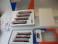 Roco 43902 + 43905 Triebzug BR VT 11.5 Max Liebermann und Erw. DR AC Neuw OVP H0