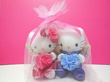 NTT Denpo Angel Hello Kitty & Daniel Plush Set NIB