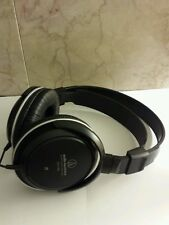 Audio-Technica ATH-T200 Headband Headphones - Black