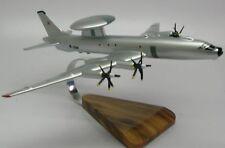 Tu-126 Moss Tupolev Tu126 Airplane Wood Model Free Ship