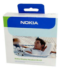 Original Nokia HS-69 Display Headset For 6233 N73 N80