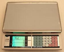 COUNTING SCALE 66 x 0.002 LB DIGITAL PARTS COIN 30 KG x 1 G INVENTORY PAPER NEW