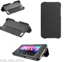 OEM Rim Blackberry Flip Shell Case Fit For Z10 BB10 BB-10 Black Verizon AT&T