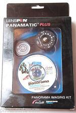 LensPen Panamatic Plus Imaging Kit Tripod Mount and ArcSoft PC Software - NEW