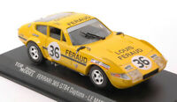 Model Car Scale 1:43 Top Model Ferrari 365 GTB4 Racing vehicles diecast