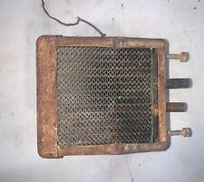 Rebuilder Special. MGTD Heater.  -B-