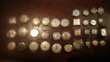 Vintage lot of 34 Watches Orologi Avia,Trinas,Nogeda,Oberon Le Valois and more