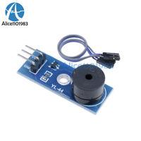 1/2/5/10 Passive Buzzer Alarm Module Sensor Beep Arduino Smart Car + Free Cable