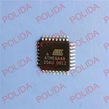 5PCS MCU IC ATMEL TQFP-32 ATMEGA48-20AU ATMEGA48-20AI ATMEGA48