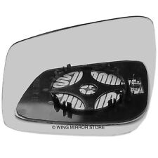 Left side for Mercedes Benz B-Class 08-11 heated wing mirror glass clip on