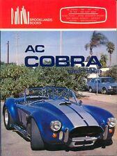 AC Cobra 1962-1969 - USEFUL BROOKLANDS BOOK