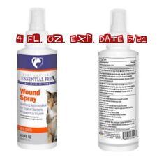 🐾Essential Pet Wound Spray Liquid - All Cats  4oz [Exp 5/21] [Brand New]🐾