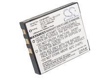 3.7 V Batteria per Pentax Optio W20, D-LI8, D-LI85, OPTIO S4i, Optio T20, Optio W1