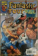 Fantastic Four #20 Heroes Return Marvel Comics