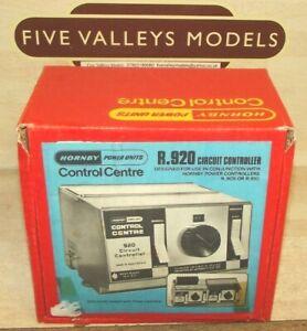101021/06 Hornby R920 Circuit Controller Control Centre