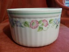 """ROYAL WORCESTER """"ENGLISH GARDEN"""" Souffle/pasta/ serving bowl,oven to tableware"""