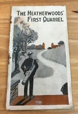 Vintage, Original 1920's- Chrysler/Maxwell. The Heatherwoods First Quarrel