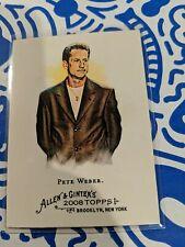 2008 Topps Allen & Ginter Pete Weber #288 bowling star