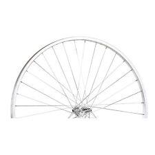 "Wilkinson 700c Single Wall 3/8"" Silver Hybrid Front Wheel-Q/R Wheel"