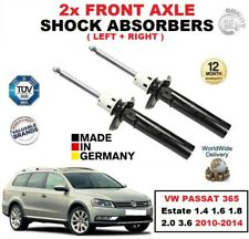 Amortisseurs avant SET pour VW PASSAT 365 BREAK 1.4 1.6 1.8 2.0 3.6 2010-2014