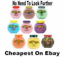 FULL TUBS OF 2.27KG MILLIONS SWEETS IDEAL CAKE DECORATIONS TREATS PARTY CANDY